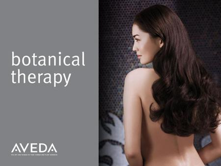 Beauty Image. learning objectives After this training, you will be able to: Perform the Botanical Therapy scalp and hair treatments Use the Botanical.