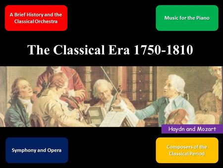 an analysis of the baroque period which gave way to the classical era Maricruz bustamante historical background of the baroque era henry iv and  and classical in the 19th century baroque this  the way music was .