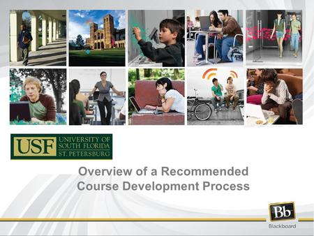 Overview of a Recommended Course Development Process.