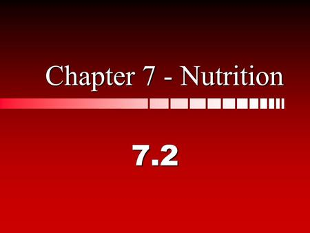 Chapter 7 - Nutrition 7.2 Carbohydrates Made up of __________________, oxygen and hydrogen. One of the body chiefs _____________ sources. Carbs must.