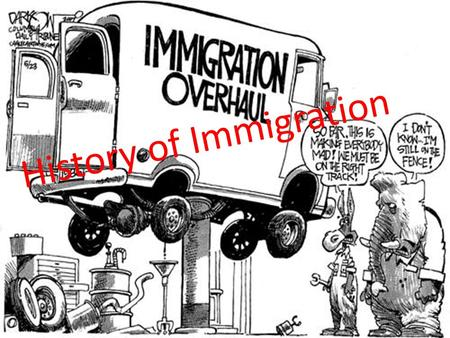 History of Immigration. Italian Immigrants During the mass emigration from Italy during the century between 1876 to 1976, the U.S. was the largest single.