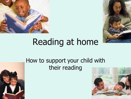 How to support your child with their reading