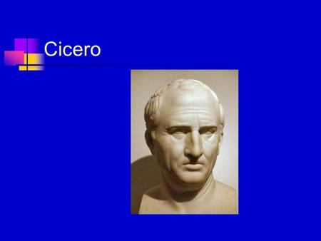 "Cicero. Map of Roman Empire Cicero was enough of a philosopher to understand ""that the widespread belief in a god or gods is insufficient reason for accepting."