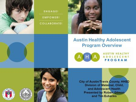 Austin Healthy Adolescent Program Overview
