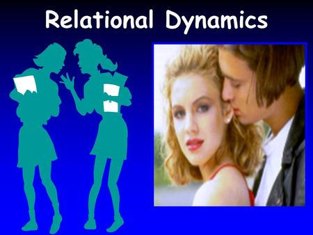 Relational Dynamics Attraction Similarity Complementary Reciprocal.