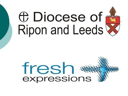 Buzz! Chat about… examples of Fresh Expressions of Church you know of and why they are Fresh Expressions of Church.