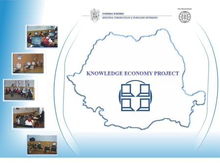 Mission and Objectives Facilitate the participation of knowledge disadvantaged communities in the information society and knowledge-based economy in Romania.