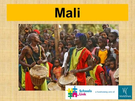 Mali. Mali is a country in Africa. It is a long way away from us and it is surrounded by land. us Mali.