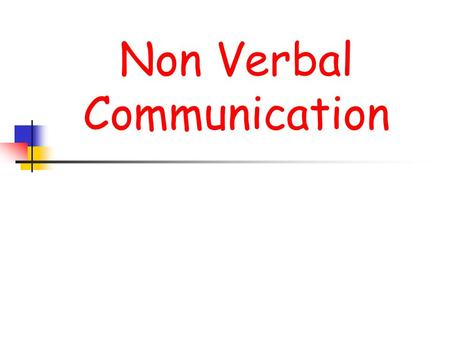 non verbal communication in tv shows This work relates nonverbal communication studies to the specific tasks and  problems involved in the translation of literary works, as well as film and  television.