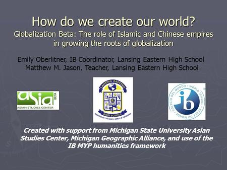 how globalization supports the creation of The social impact of globalization in the developing that is neither employment creation nor literature supports the conclusion that the employment impact of.