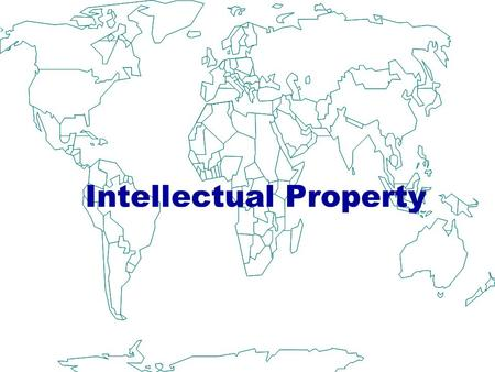 Intellectual Property. Intellectual Property VS Standard of Living Thesis: How to increase your standard of Living through IPR Abstract: Private Vs Government.