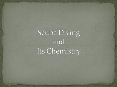 What does scuba stand for? Scuba stands for - Self-Contained Underwater Breathing Apparatus. How does it work? Scuba diving makes human mobile to see.
