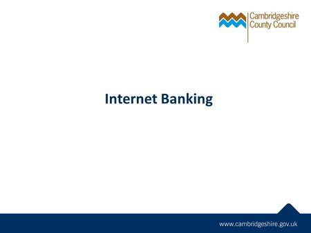 Internet Banking. Barclays.net  Migration for existing users for current internet treasurer system to.net  Requires updated software  New cards & Pin.