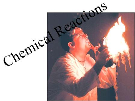 Chemical Reactions.  explain the Law of Conservation of Mass  differentiate between subscripts and coefficients  balance skeleton equations by adding.