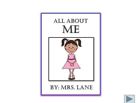 By: Mrs. Lane Linganore High School All About Me By: Mrs. Lane.