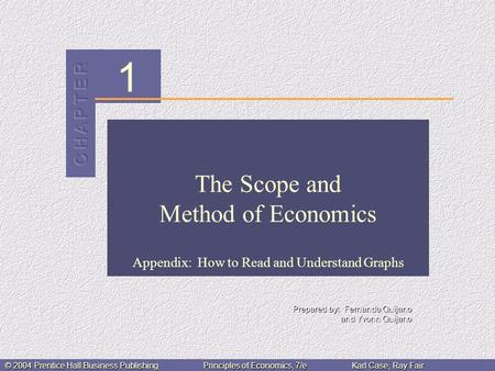 chapter 1 the scope and method 11 - defining managerial economics refers to the use of economic theory (micro and macro) and the tools of analysis of decision science (mathematical economics and econometrics) to examine how an organization can achieve its.