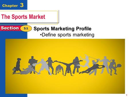 Sports Marketing Profile Define sports marketing 1.