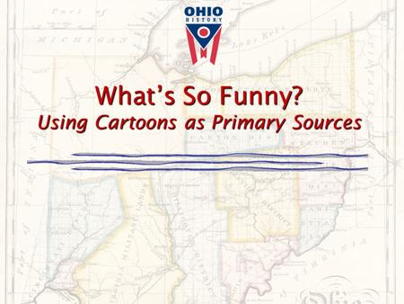 What's So Funny? Using Cartoons as Primary Sources.