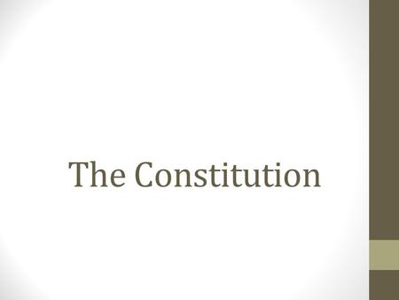 The Constitution. European Influences The English Magna Carta placed limits on the power of the monarch The English Bill of Rights inspired many to ask.