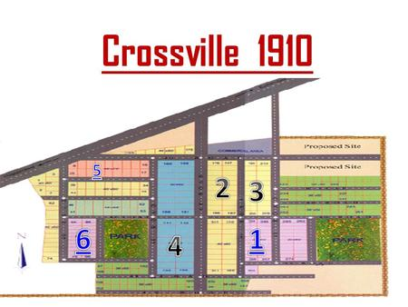 Crossville 1910. Crossville Skyscraper Importance: Was the center of business and industry for the city Symbolized: the progress of the city as compared.