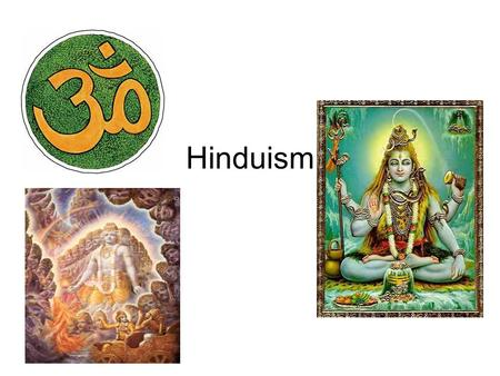 Hinduism. Vocabulary and Concepts Vedas – holy books of Hinduism Reincarnation – belief that the soul is reborn and lives again in a new life.