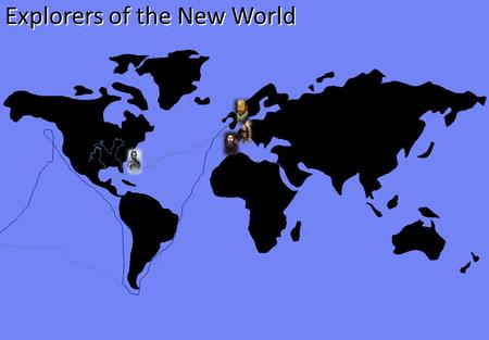 Explorers of the New World. Ferdinand Magellan Magellan was supported by Spain and came from Seville Spain. Magellan left Spain in 1519 and didn't return.