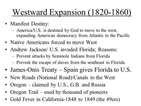 the development of society and the effects of westward expansion in the american society As the country grew and expanded, the american people where always one to push their bounds in 1763, we proudly, defied england's proclamation of the year, and.