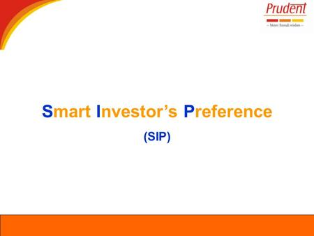 Smart Investor's Preference (SIP). 25 Years What is the Average Age when one starts Earning?