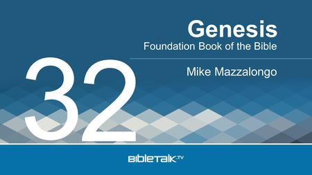 Foundation Book of the Bible Mike Mazzalongo Genesis 3 2.
