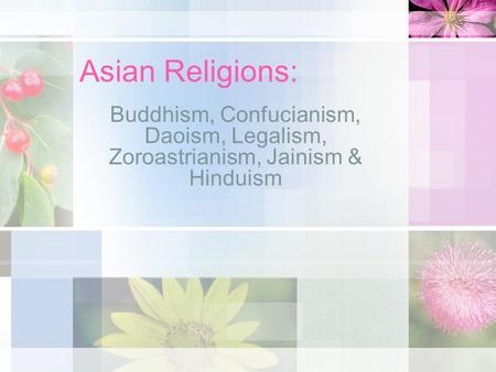 confucianism legalism and daoism comparison