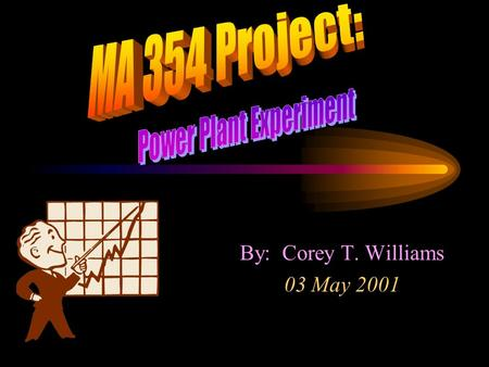 By: Corey T. Williams 03 May 2001. Situation Objective.