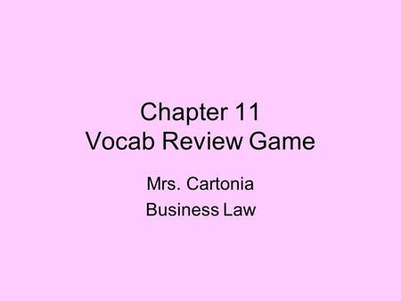 chapter 11 business law Chapter 11 business bankruptcy explained, including the process and the special small business bankruptcy situation.
