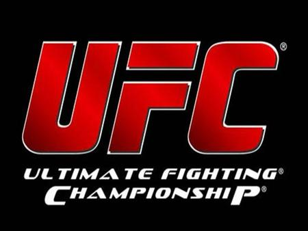 The UFC is the leading mixed martial arts promotion company in the world!