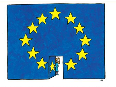 European Union European Union EU built on treaties.