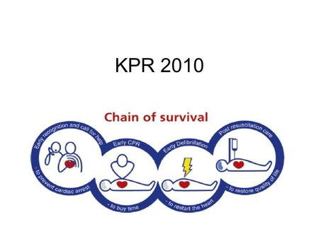 "KPR 2010. 1. Make sure you, the victim and any bystanders are safe. 2. Check the victim for a response: gently shake his shoulders and ask loudly: ""Are."