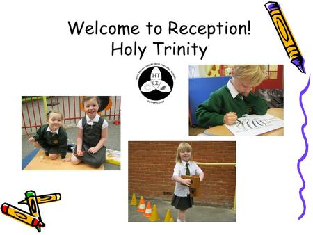 Welcome to Reception! Holy Trinity. What is the EYFS? The EYFS document combines Early Years and Foundation Stage. This creates a national curriculum.