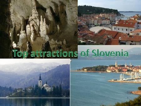 The karst is a province and a landscpe in Slovenia with caves, famous all over the world. There are around 8000 of them are registered out of which 25.
