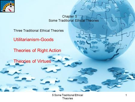 5 Some Traditional Ethical Theories