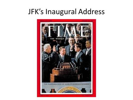 John F. Kennedy Questions and Answers