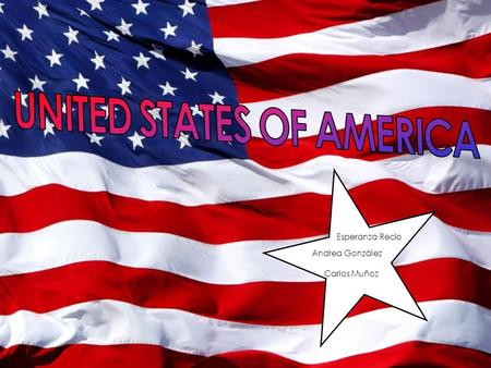 "Esperanza Recio Andrea González Carlos Muñoz. -The name is ""The Star-Spangled Banner. -The lyrics come from a poem. -The music was composed by John Stafford."