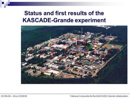 Status and first results of the KASCADE-Grande experiment