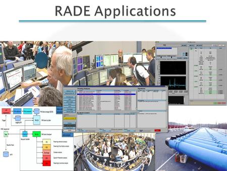 Session 1 Introduction  What is RADE  Technology  Palette  Tools  Template  Combined Example  How to get RADE  Questions? RADE Applications EN-ICE-MTA.