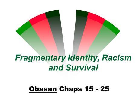 Obasan racism essay