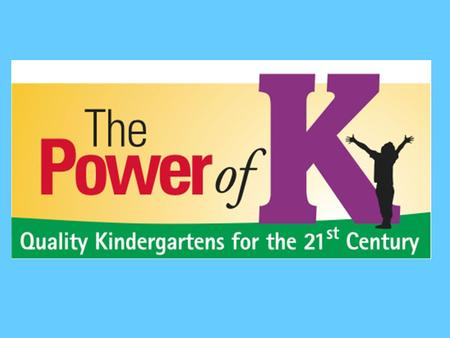 The Power of K: NC Kindergarten Teacher Leader Initiative