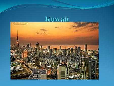 Kuwait Location Kuwait's Islands Kuwait has 10 islands on the Persian golf. Warbah Island is a island bordering Kuwait and Iraq Warbah island is 9.3.