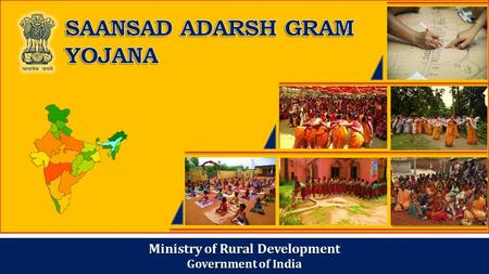 Ministry of Rural Development Government of India.