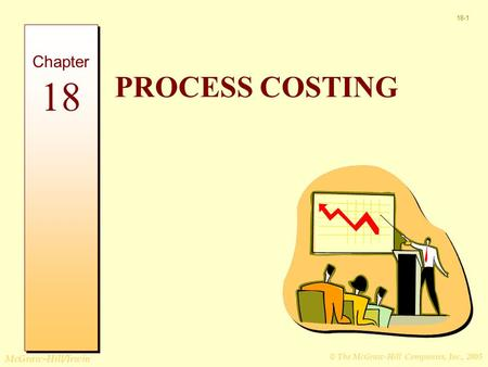© The McGraw-Hill Companies, Inc., 2005 McGraw-Hill/Irwin 18-1 PROCESS COSTING Chapter 18.