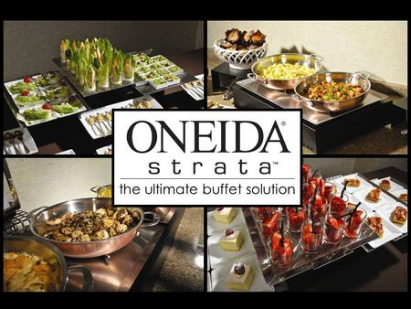 The ultimate buffet solution. Now you can transform the LOOK, the FLEXIBILITY, and the GUEST EXPERIENCE of your buffet.