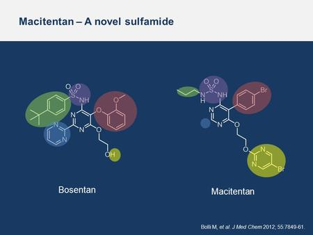 Macitentan – A novel sulfamide