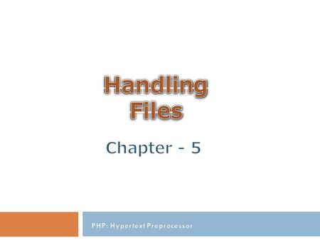 Outline Overview Opening a file How to create a file ? Closing a File Check End-of-file Reading a File Line by Line Reading a File Character by Character.